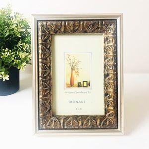 Monart (UK) Designed 4x6 Decorative Photo Frame